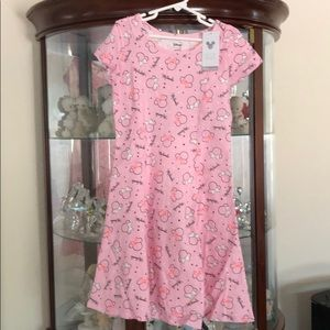 Disney MINNIE girl dress, size 8